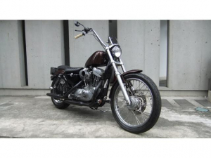 HARLEY-DAVIDSON/XLH883 UPハンドル