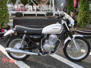 ホンダ/CB400SS セル付