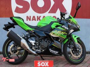 カワサキ/Ninja 400 KRTエディション ワンオーナー