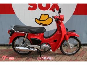 ホンダ/スーパーカブ110 2021年タイモデル タンデムシート付き