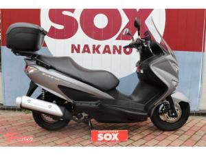 スズキ/バーグマン200 ワンオーナー リアBOX