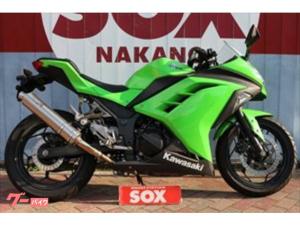 カワサキ/Ninja 250 YAMAMOTOレーシングマフラー装備
