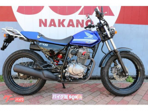 ホンダ/FTR223 2008年モデル リアキャリア付き
