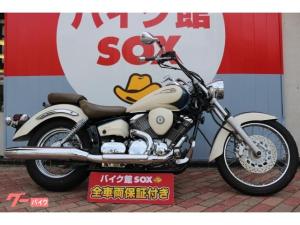 ヤマハ/ドラッグスター250 2012年モデル