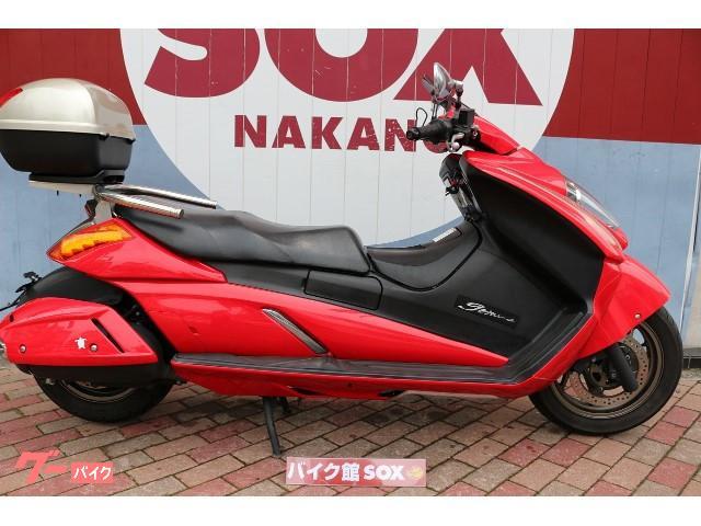 スズキ ジェンマ 2008年モデル リアボックス付きの画像(東京都