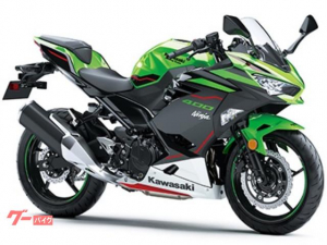 カワサキ/Ninja 400 2021モデル 新車 正規車輛