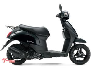 スズキ/レッツ 2021モデル 新車 正規車輛