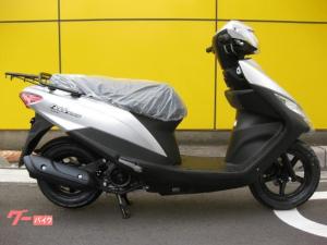 スズキ/アドレス125 現行モデル 新車 国内正規車輛