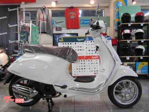 VESPA/プリマベーラ150 正規モデル