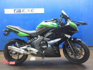 カワサキ/Ninja 400R ウィルズウィンサイレンサー・スモークスクリーン