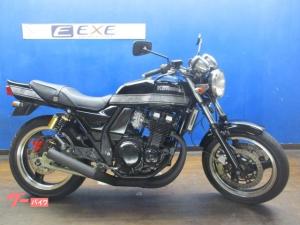 カワサキ/ZRX400-II ショート管マフラー・ブレンボキャリパー・カスタムペイント