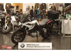 BMW/F750GS スタンダード NAVI6 トップケース エンジンクラシュバー