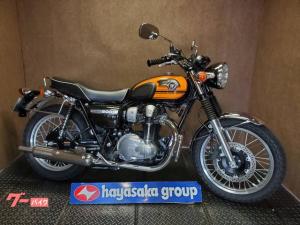 カワサキ/W800FE ワイバンフルEX エンジンガード タンデムバー ワンオーナー