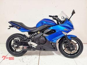 カワサキ/Ninja 400R マフラー フェンダーレス