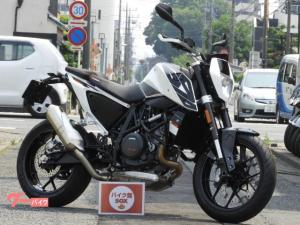 KTM/690デューク ハンドガード