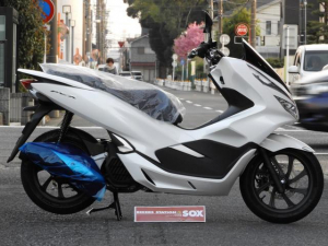 ホンダ/PCX 新型モデル
