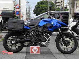 BMW/F700GS フルパニア 純正ナビ