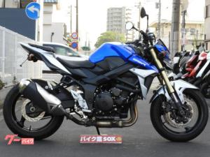 スズキ/GSR750 ABS フェンダーレスキット付き