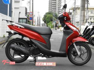 ホンダ/Dio110 2011年モデル リアキャリ