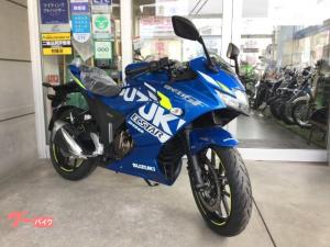 スズキ/GIXXER SF 250・国内正規モデル