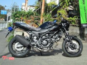 スズキ/SV650X 2020年モデル