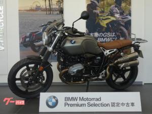 BMW/RnineT スクランブラー BMW認定中古車