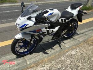 スズキ/GSX-R125 19モデル