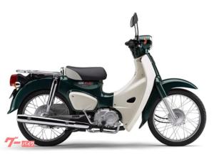 ホンダ/スーパーカブ50 AA09型現行モデル