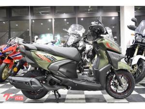 ヤマハ/シグナスRAY ZR 125 国内未発売モデル 28436