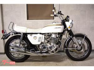 ホンダ/CB750Four K-0ホワイトバージョン 37941