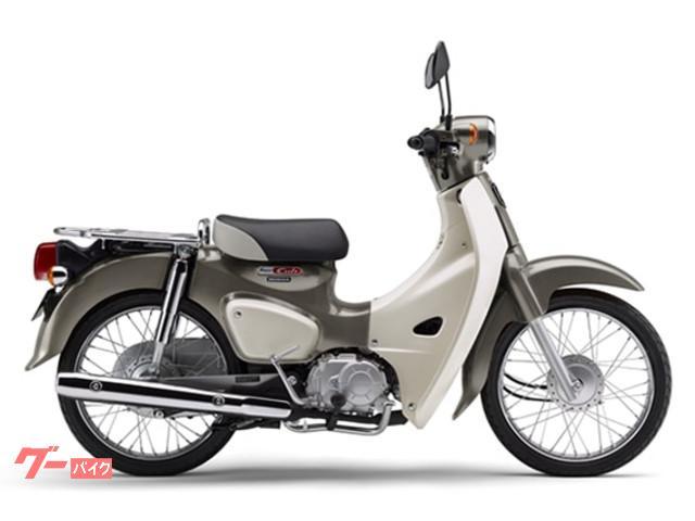 ホンダ スーパーカブ50 AA09型現行モデルの画像(宮城県