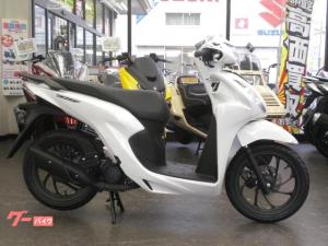 ホンダ/Dio110 ・HondaSMARTKeyシステム・コンビブレーキ・