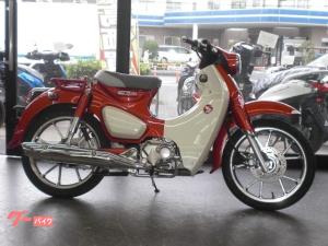 ホンダ/スーパーカブC125ABS 新型2022年モデル