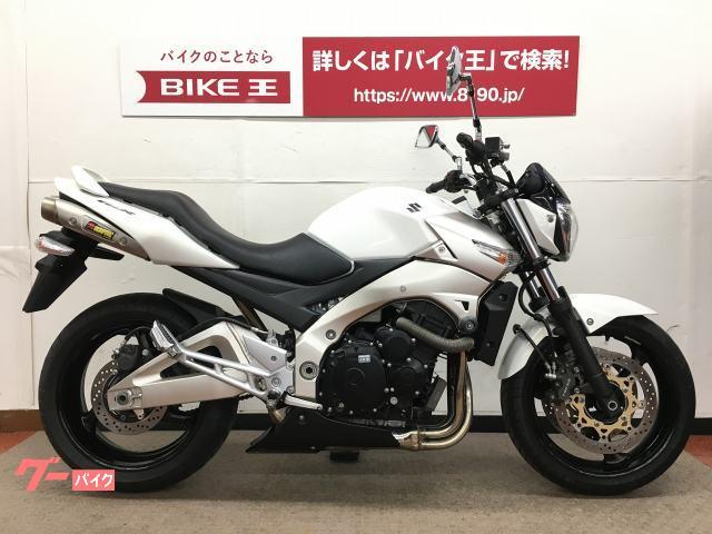スズキ GSR400 アクラマフラーの画像(神奈川県
