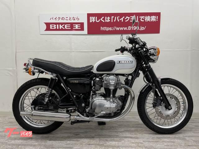 カワサキ W650 BEET NASSERTマフラーの画像(神奈川県