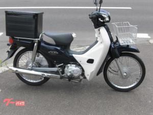ホンダ/スーパーカブ50 セル付/4速/インジェクション