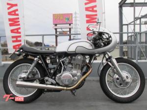ヤマハ/SR400  カフェレーサー ペイトンプレイス