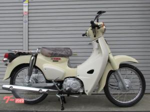ホンダ/スーパーカブ50 2021年モデル