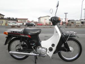 スズキ/4サイクルバーディー50