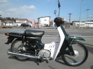 スズキ/2サイクルバーディー50