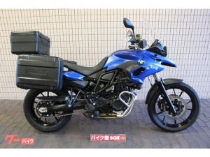 BMW/F700GS フルパニア装備