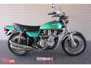 カワサキ/Z1000 KZ1000-A2 1978年モデル 4本出しマフラー装備 他カスタム有り