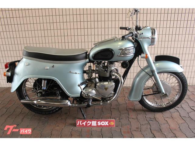 TRIUMPH TRIUMPH・他車種 3TA Twenty-one 1963年モデルの画像(東京都
