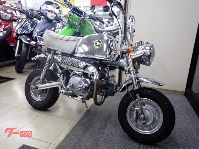 ホンダ ゴリラ エンジン武川88ccボアアップの画像(神奈川県
