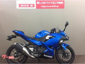 カワサキ/Ninja 250 2018年モデル ABS付き ワンオーナー