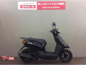 ヤマハ/JOG 2018年モデル AY01型 ノーマル