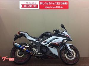 カワサキ/Ninja 250 2014年モデル BEETマフラー