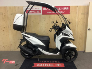 ヤマハ/トリシティ155 2018年モデル