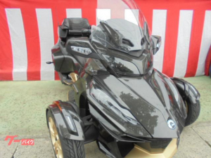 BRP/can-am SPYDER RT LIMITED 10周年記念モデル