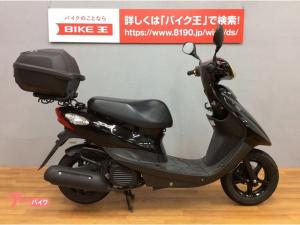 ヤマハ/JOG-5 ブラック